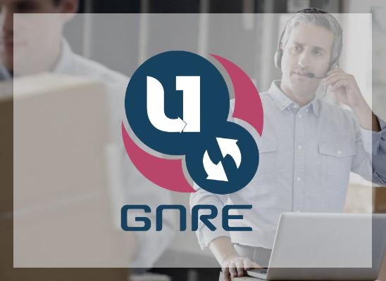 Módulo Módulo GNRE – Emissão de guias com informações e transações comerciais interestaduais